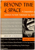 Books:Science Fiction & Fantasy, August Derleth, editor. Beyond Time and Space. New York:Pellegrini & Cudahy, 1950 . Contributions by Plato, Swift, ...