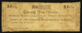 Obsoletes By State:Ohio, Lancaster, OH- Fruit & Wills at Lebanon Miami Banking Company25¢ May 24, 1817 Wolka 1451-03. ...