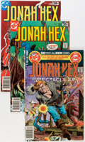 Bronze Age (1970-1979):Western, Jonah Hex Group (DC, 1978-81) Condition: Average NM-.... (Total: 30 Comic Books)