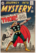 Silver Age (1956-1969):Superhero, Journey Into Mystery #89 (Marvel, 1963) Condition: VG+....