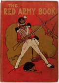 Books:World History, Paul Danby. The Red Army Book. London: Blackie and Son, [n.d.]. Octavo. Four plates in color and thirty two in black...