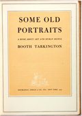 Books:Art & Architecture, Booth Tarkington. SIGNED/LIMITED. Some Old Portraits: a Book About Art and Human Beings. Doubleday, Doran, 1939. Fir...