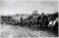 Books:Prints & Leaves, [Boer War]. [Horace Walter Nicholls (1867-1941)]. Reproduction of Nicholls's Photograph, The Leicesters Reaching Ladysmi...