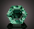 Gems:Faceted, RARE GEMSTONE: FLUORITE - 29.89 CT.. New Hampshire...