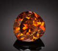 Gems:Faceted, RARE GEMSTONE: SPHALERITE - 26.97 CT.. Spain. ...