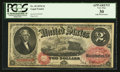 Large Size:Legal Tender Notes, Fr. 49 $2 1878 Legal Tender PCGS Apparent Very Fine 30.. ...