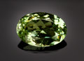 Gems:Faceted, FINE GEMSTONE: TOURMALINE - 20 CT.. Unknown locality. ...