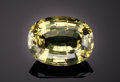 Gems:Faceted, RARE GEMSTONE: APATITE - 19.65 CT,. Brazil. ...
