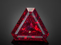 Gems:Faceted, RARE GEMSTONE: CUPRITE - 44.5 CT.. Namibia. ...