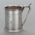 Silver Holloware, American:Child's Cups, A GORHAM COIN SILVER CHILD'S CUP. Gorham Manufacturing Co., Providence, Rhode Island, circa 1860. Marks: J.W. TUCKER & CO....