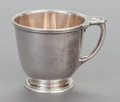 Silver & Vertu:Hollowware, A TIFFANY & CO. SILVER CHILD'S CUP. Tiffany & Co., New York, New York, circa 1921-1922. Marks: TIFFANY & Co, 20116 MAKERS ...