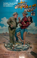 Miscellaneous:Movie Posters, [Movie Posters]. Smoky and the Bandit and Smokey and the Bandit II. Starring Burt Reynolds and Sally Fie...