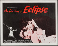 """The Eclipse (Times Film, 1962). Half Sheet (22"""" X 28""""). Foreign"""