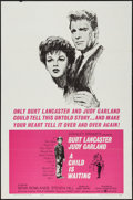 "Movie Posters:Drama, A Child is Waiting (United Artists, 1963). One Sheet (27"" X 41"").Drama.. ..."