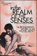 "Movie Posters:Foreign, In the Realm of the Senses (Kino International, R-1980s). One Sheet (27"" X 41""). Foreign.. ..."