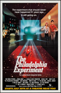 """Movie Posters:Science Fiction, The Philadelphia Experiment & Other Lot (New World, 1984). OneSheets (2) (27"""" X 41"""") Advance & Regular. Science Fiction.. ...(Total: 2 Items)"""