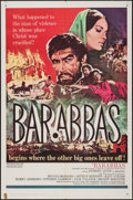 "Movie Posters:Adventure, Barabbas (Columbia, 1962). One Sheet (27"" X 41"") & Lobby CardSet of 8 (11"" X 14""). Adventure.. ... (Total: 9 Items)"