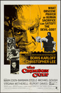 "Movie Posters:Horror, The Crimson Cult (American International, 1970). One Sheet (27"" X 41""). Horror.. ..."