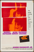 "Movie Posters:Thriller, Wait Until Dark (Warner Brothers-Seven Arts, 1967). One Sheet (27"" X 41""). Thriller.. ..."
