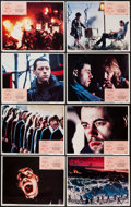 """Movie Posters:Rock and Roll, Pink Floyd: The Wall (MGM, 1982). Lobby Card Set of 8 (11"""" X 14""""). Rock and Roll.. ... (Total: 8 Items)"""
