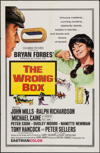 """The Wrong Box (Columbia, 1966). One Sheet (27"""" X 41"""") & Color Photos (12) (8"""" X 10""""). Comedy..."""