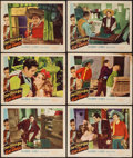 """Movie Posters:Western, The Gay Amigo (United Artists, 1949). Lobby Cards (6) (11"""" X 14"""").Western.. ... (Total: 6 Items)"""