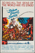 "Movie Posters:War, John Paul Jones (Warner Brothers, 1959). One Sheet (27"" X 41"").War.. ..."