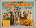 """Movie Posters:Musical, Johnny Doughboy (Republic, 1942). Half Sheet (22"""" X 28"""") Style A.Musical.. ..."""