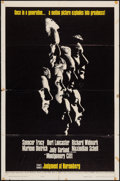 "Movie Posters:Drama, Judgment at Nuremberg (United Artists, 1961). One Sheet (27"" X41""). Drama.. ..."