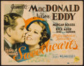 "Movie Posters:Musical, Sweethearts (MGM, 1938). Title Lobby Card (11"" X 14""). Musical....."