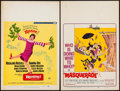 """Movie Posters:Comedy, Rosie! & Others (Universal, 1967). Window Cards (6) (14"""" X22""""). Comedy.. ... (Total: 6 Items)"""