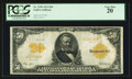 Large Size:Gold Certificates, Fr. 1199 $50 1913 Gold Certificate PCGS Very Fine 20.. ...