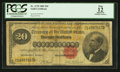 Large Size:Gold Certificates, Fr. 1178 $20 1882 Gold Certificate PCGS Fine 12 Apparent.. ...