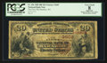 National Bank Notes:Wisconsin, Baraboo, WI - $20 1882 Brown Back Fr. 496 The First NB Ch. # 3609. ...