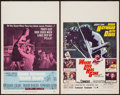 """Movie Posters:Drama, Stolen Hours & Others Lot (United Artists, 1963). Window Cards(5) (14"""" X 22""""). Drama.. ... (Total: 5 Items)"""
