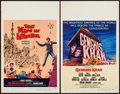 "Movie Posters:Adventure, That Man in Istanbul & Others Lot (Columbia, 1966). WindowCards (4) (14"" X 22""). Adventure.. ... (Total: 4 Items)"