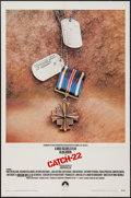 "Movie Posters:War, Catch-22 (Paramount, 1970). One Sheet (27"" X 41""). War.. ..."