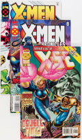 Modern Age (1980-Present):Superhero, X-Men Related Box Lot (Marvel, 1990s) Condition: Average NM....