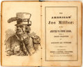 Books:Literature Pre-1900, Joe Miller. The American Joe Miller: or the Jester's OwnBook. Being a Choice Collection of Anecdotes andWitticis...