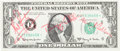"Autographs:Celebrities, Apollo 11 Crew-Signed One Dollar Bill, a ""Star"" Note. ..."
