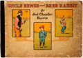 Books:Children's Books, Joel Chandler Harris. Uncle Remus and Brer Rabbit. New York:Frederick A. Stokes, 1907. First edition, first printin...