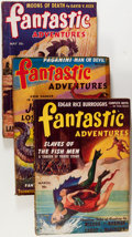 Pulps:Science Fiction, Fantastic Adventures Box Lot (Ziff-Davis, 1940-52) Condition:Average VG....