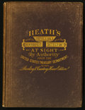 Miscellaneous:Other, Heath's Infallible Counterfeit Detector Banking & CountingHouse Edition 1877.. ...