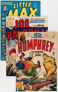 Golden Age (1938-1955):Humor, Joe Palooka Related File Copy Comics Group (Harvey, 1950s) Condition: Average VF.... (Total: 46 Comic Books)