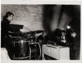 Music Memorabilia:Photos, Beatles Original Cavern Club Rehearsal Photo by Photographer PeterKaye (Liverpool, 1962). ...