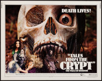 "Tales from the Crypt (Cinerama Releasing, 1972). Half Sheet (22"" X 28""). Horror"