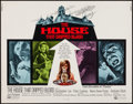"""Movie Posters:Horror, The House that Dripped Blood (Cinerama Releasing, 1971). Half Sheet(22"""" X 28""""). Horror.. ..."""