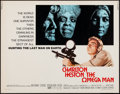 "Movie Posters:Science Fiction, The Omega Man (Warner Brothers, 1971). Half Sheet (22"" X 28""). Science Fiction.. ..."
