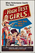 "Movie Posters:Sexploitation, High Test Girls & Other Lot (SRC Films, 1983). One Sheets (12)(27"" X 41""). Sexploitation.. ... (Total: 12 Items)"