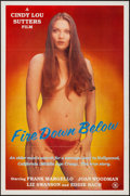 """Movie Posters:Adult, Fire Down Below (Alpha Blue, 1974). One Sheets (76) (27"""" X 41"""") Flat Folded. Adult.. ... (Total: 76 Items)"""